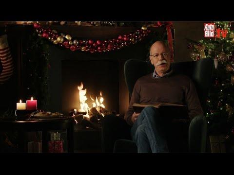 Videobotschaft Daimler Chef Dieter Zetsche