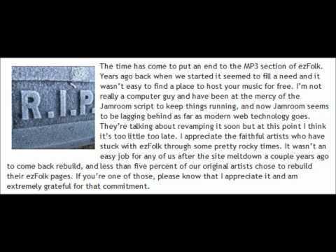EZFolk RIP MP3 Section