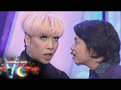 GGV: Empoy kisses Vice Ganda