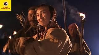 Anh Hùng Xạ Điêu   Tập 8  Lý Á Bằng, Châu Tấn   Phim Kiếm Hiệp Võ Thuật Kim Dung