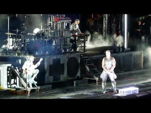 Rammstein - Frühling In Paris (Live France 2017)