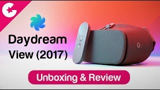 Google Daydream View 2 (2017) Unboxing & Review!! Buy or Skip?