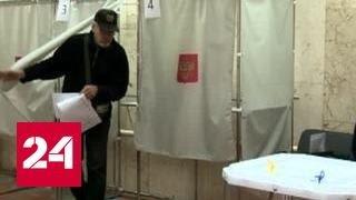 20-летняя традиция: в селе под Воронежем первому избирателю дарят водку