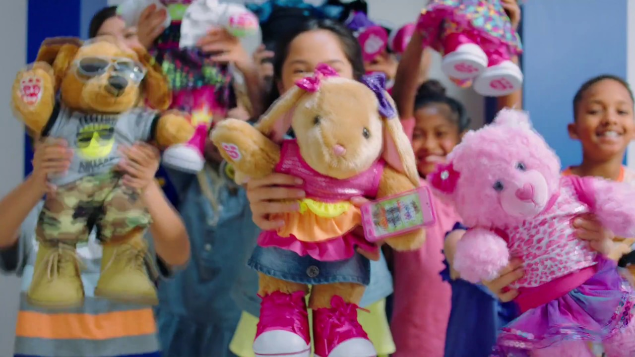 everybody come on in build a bear workshop 2017 youtube