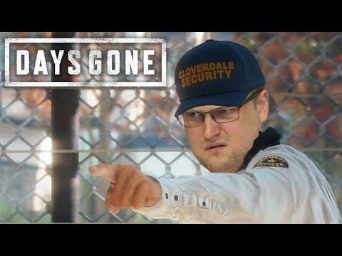 САМЫЙ ОТВЕТСТВЕННЫЙ ОХРАННИК ► Days Gone #21