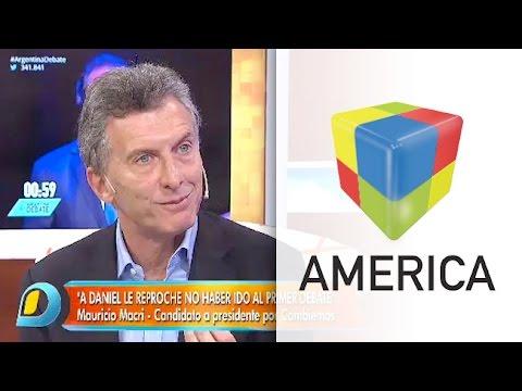 "Mauricio Macri: ""No vamos a devaluar"""