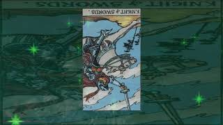 Knight Of Swords Reversed. Tarot Card Meanings and Interpretation.History of tarot cards