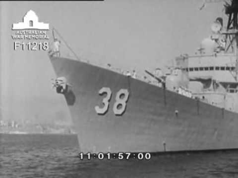 HMAS Perth, HMAS Derwent and HMAS Supply leave for Indian Ocean cruise
