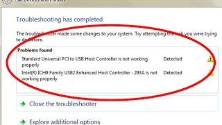 Скачать Fix Standard Universal PCI To USB Host Controller Is Not Working Properly In Windows 7 8 10