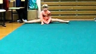 Художественная гимнастика. Будущие гимнастки