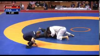 UWW - World Grappling Championship 2016 - GRAPPLING GI Finals - Part4