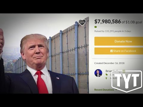 GoFundMe For The Wall in Country Where People Can't Fund Healthcare