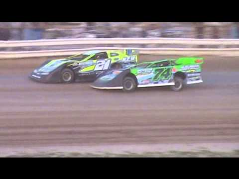 Bill Behling Memorial Late Model Heat 2 Manitowoc Co. Expo 8/9/13