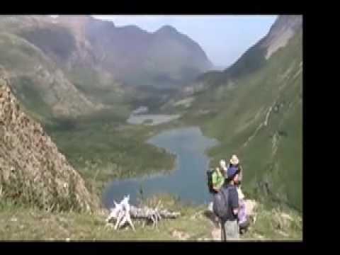 Backpacking in Glacier National Park: Swiftcurrent Pass