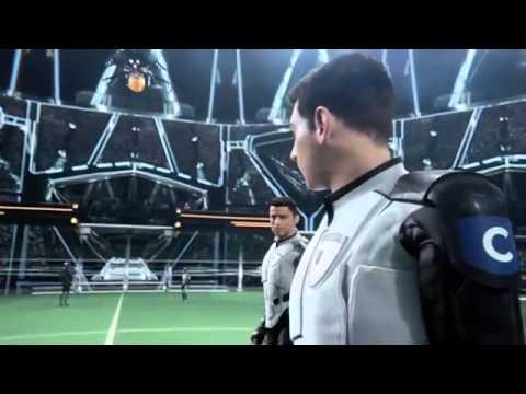 GALAXY 11 vs Aliens - Full Match Part 2 - YouTube