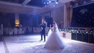 Свадебный танец! Сюрприз! Флешмоб с друзьями на свадьбе