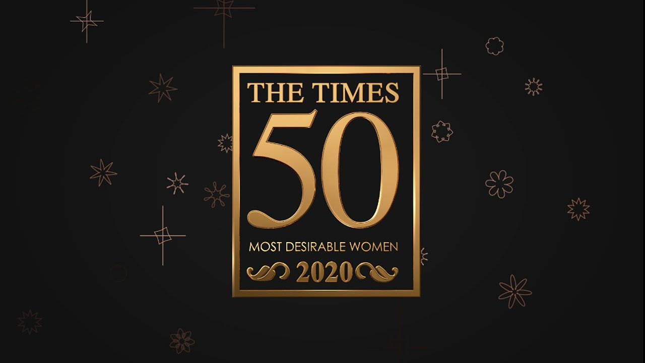 Times 50 Most Desirable Women 2020 | Catch all the stars who have bagged a rank in the list