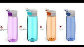 Спортивные бутылки AUTOSEAL Grace от Contigo(, 2015-06-15T06:25:00.000Z)