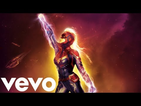 Hole - Celebrity Skin (Captain Marvel Official Music Video) Mp3
