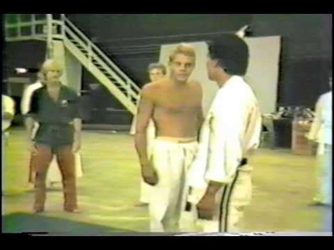 THE KARATE KID 1983 REHEARSAL MOVIE PART 12.mov