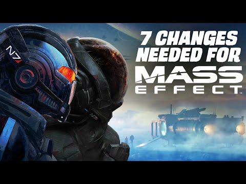 Next Mass Effect: What We Want To See |