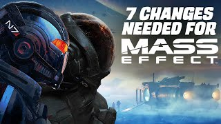 Next Mass Effect: What We Want To See
