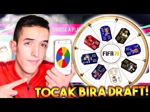 TOCAK SUDBINE MI BIRA DRAFT!! FIFA 19 🔥