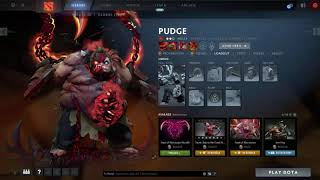 Mod Pudge Arcana Style 1(Feast of Abscession)