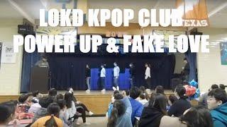 [LOKD] BTS (방탄소년단) - FAKE LOVE & Red Velvet (레드벨벳) - Power up (파워업) High School Dance Cover