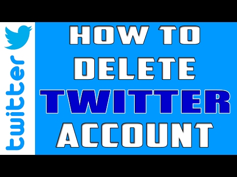 How to Delete Twitter Account | Deactivate Your Twitter Account