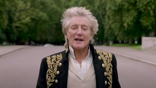 Rod Stewart - Oฑe More Time (Official Music Video)