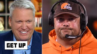 Rex Ryan loves watching the Browns fall apart | Get Up