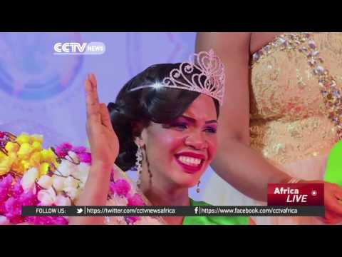 Nigeria holds unique beauty pageant to promote peace