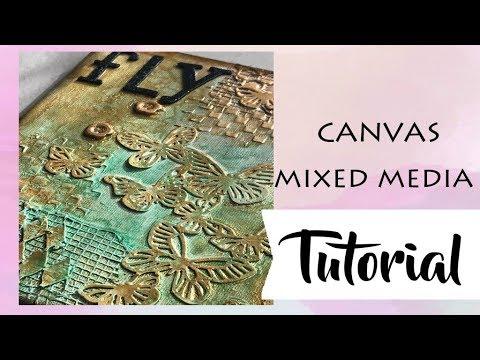 Tutorial: canvas mixed