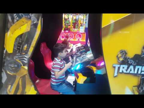 Fun City - Arabian Centre - Dubai