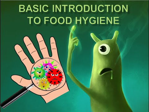 Health and Safety - Basic Introduction to Food Hygiene