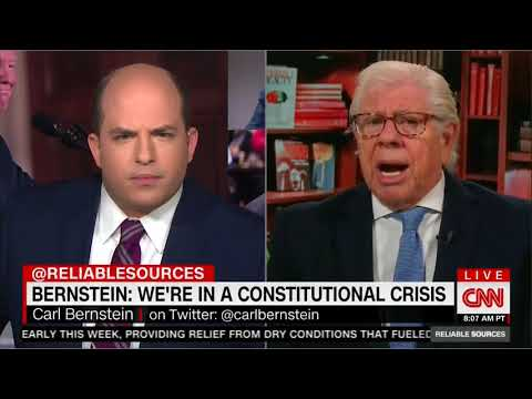 Carl Bernstein Begs Fox News to Lead Charge in Proving Trump Unfit for Office