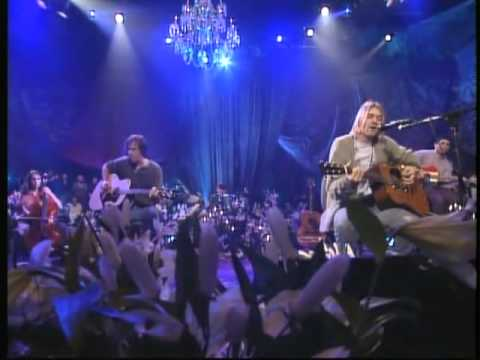 Nirvana - Where Did You Sleep Last Night [MTV Unplugged In New York 1993]