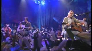 Nirvana - Where Did You Sleep Last Night [MTV Unplugged In New York 1993]
