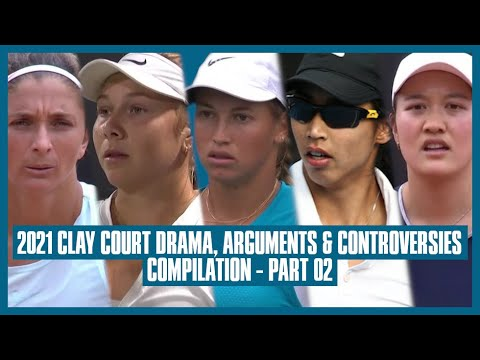Tennis Clay Court Drama 2021 | Part 02 | An Umpire's Costly Mistake