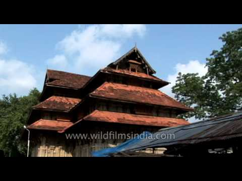 Devotees at Vadakkunnathan Temple for Thrissur Pooram