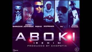Ice Prince -- Aboki (Remix) ft. Sakordie, Mercy Johnson, WizKid, M.I & Khuli Chana