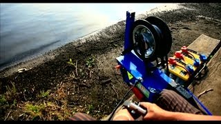 Electric Wakeboard Winch CLUE PV HD Wake & Snow