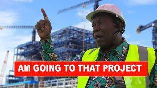 Sikia Kingereza cha RC MWANRI | Iam Going To That Project