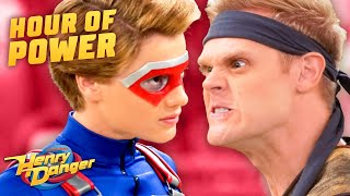Kid Danger Vs. Drex 🥊 Hour Of Power | Henry Danger