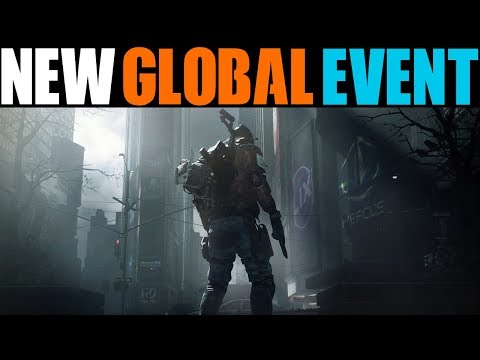 THE DIVISION - 3RD GLOBAL EVENT ANNOUNCED, FACE MASK REWARDS & MORE! (STATE OF THE GAME HIGHLIGHTS)