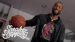 Kemba Walker Goes Sneaker Shopping With Complex
