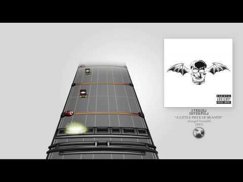 Avenged Sevenfold - A Little Piece of Heaven (Drum Chart)