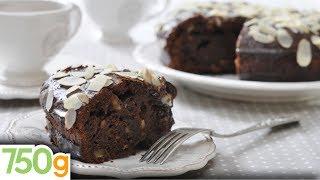Gâteau au chocolat et aux amandes - 750 Grammes