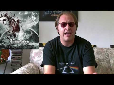 Evergrey - THE STORM WITHIN Album Review